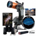 Celestron NexStar 4 SE Computerized Cassegrain Telescope Bundle