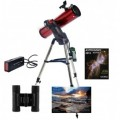 Celestron SkyProdigy 130 Computerised Reflector Telescope Bundle